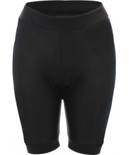 Dare2b Naisten saapuvat mustisiin shortseihin