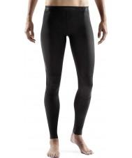 Skins Ladies ry400 musta pakkaus pitkät sukkahousut