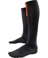 2XU Ladies pwx musta pakkaus sukat talteenottoon